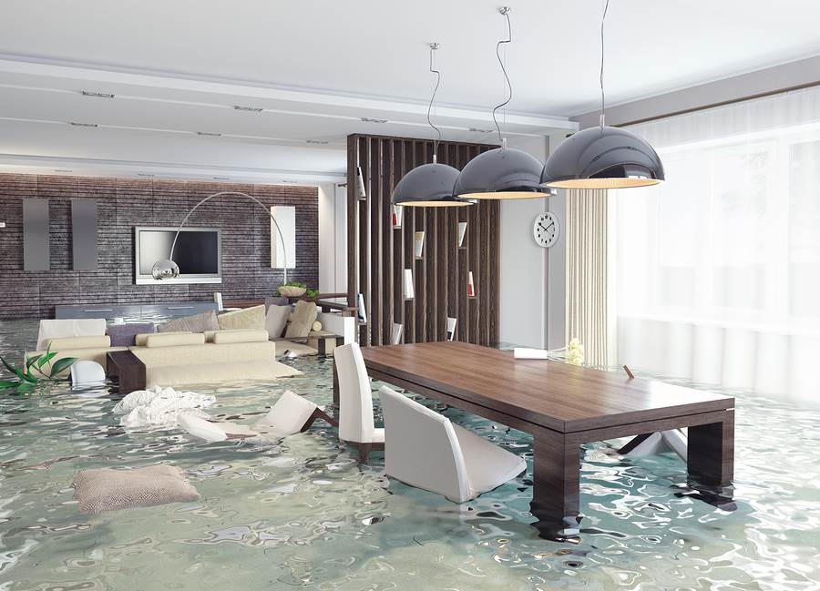 Guidelines for Cleaning Up a Flood Stricken Home